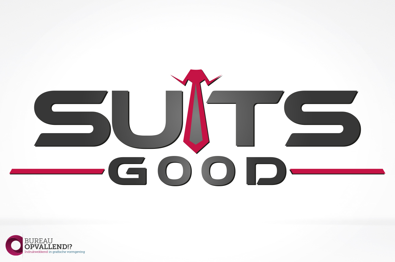 Logo & huisstijl ontwerp Suits Good
