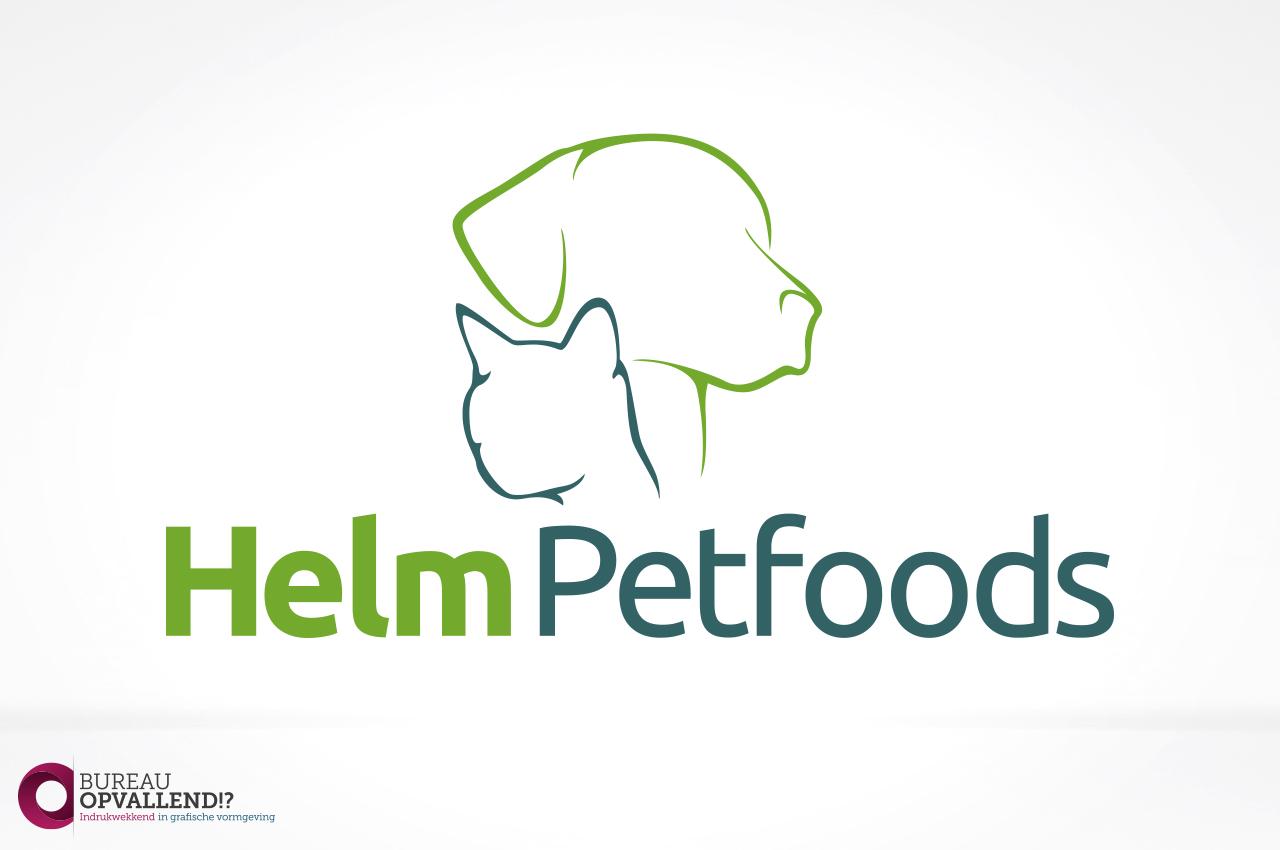Logo ontwerp Helmpetfoods