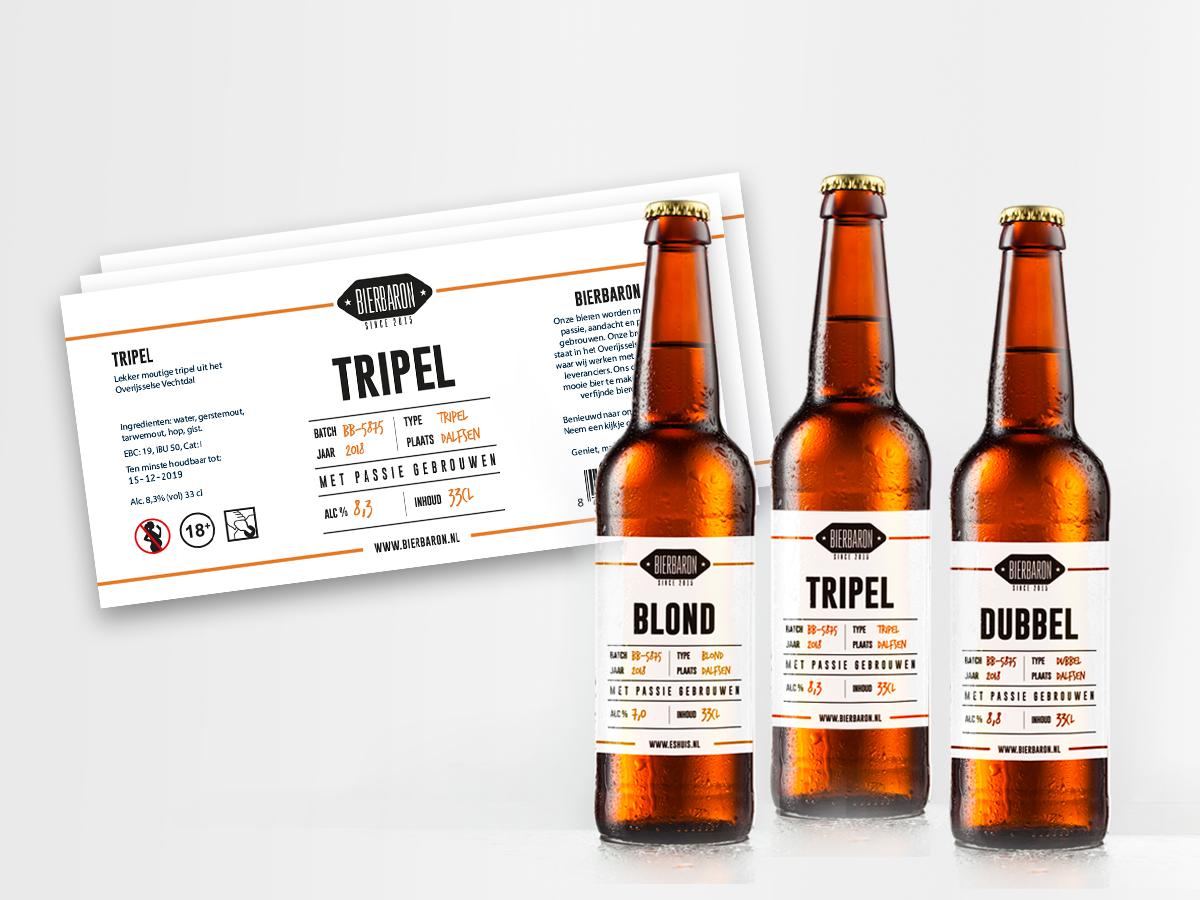 Bieretiket ontwerpen – Bier etiketten ontwerp
